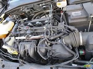 2007 Ford Focus Zx3 Se Coupe Engine Photos