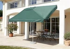 Sonnenschirm aus alu schirm shop for Französischer balkon mit sonnenschirm rechteckig 3 x 4 knickbar