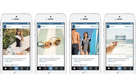 Old Navy Among First Brands To Use Instagram's Carousel