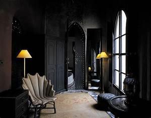 19, Dark, And, Moody, Interiors