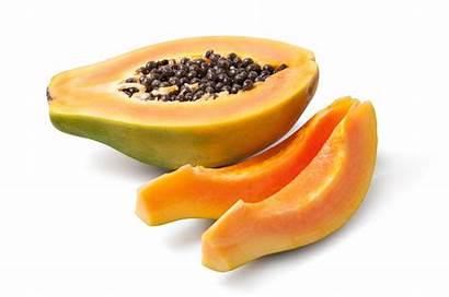 Papaya Cut Papayas Fruit Round Producemadesimple Ss