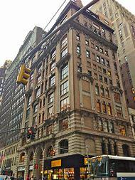 19th Century New York City Buildings