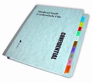 Poly Medical Chart Dividers Medical Staff Folder Credentials File Chart Pro