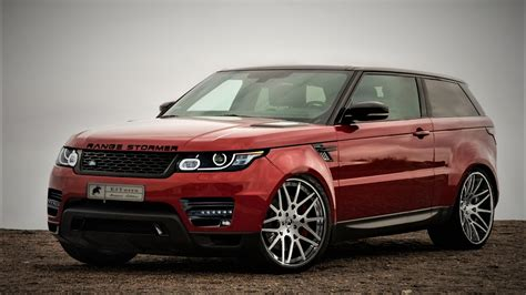 2020 Land Rover Sport by New Stormer 2020 Range Rover Stormer Concept