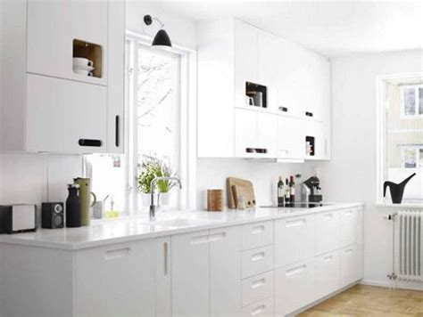 all white kitchen ideas 20 sleek and serene all white kitchen design ideas to