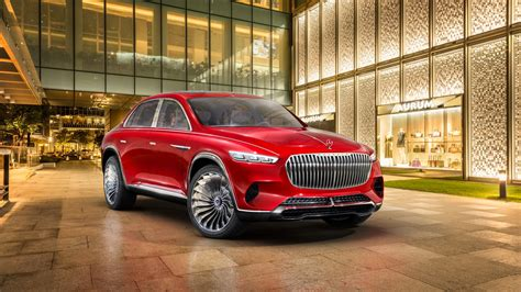 vision mercedes maybach ultimate luxury  wallpaper