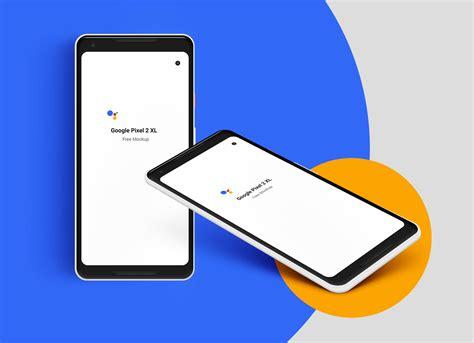 We designed google pixel 2 mockup as well as the larger version i.e google pixel 2 xl mockup to showcase available format: Free Google Pixel 2 XL Mockup PSD - Good Mockups