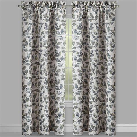 solstice brusel room darkening window curtains set of 2