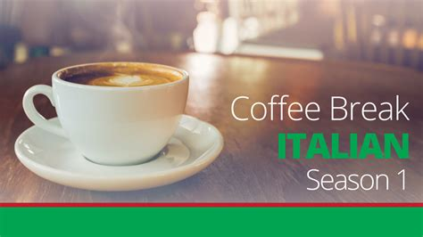 Find Out More About Coffee Break Italian