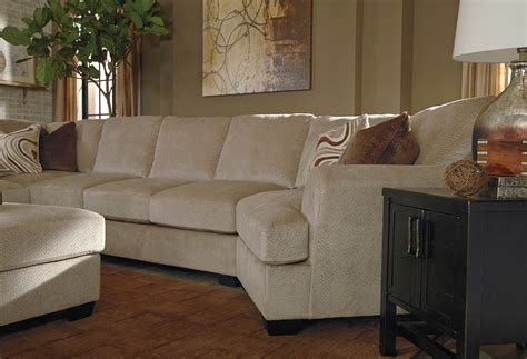 hazes fleece modular sectional  cuddler sectionals