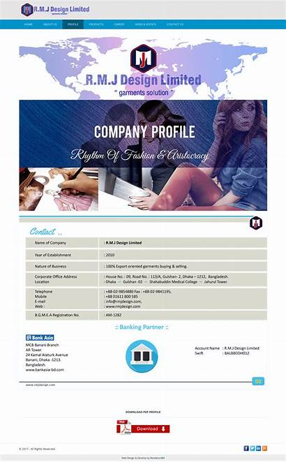 Web Project Development Buying Company Bd Rmj