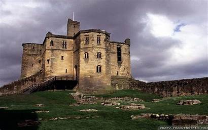 Castle Northumbria Frankenstein Crazy Wallpapers Widescreen Res