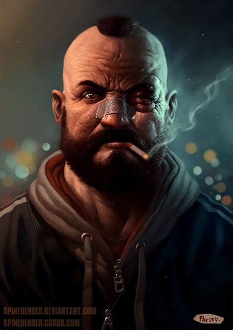 Street Fighter Ii Realistic Redesigns