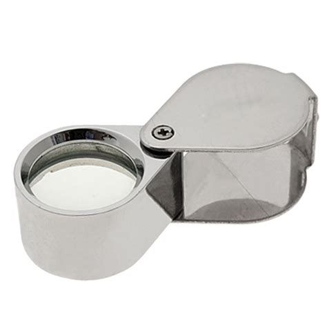 Jewellers Jewelry Loupe Magnifier Eye Magnifying Glass 10x