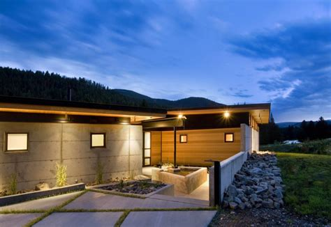 River Bank House Design By Balance Associates Architects