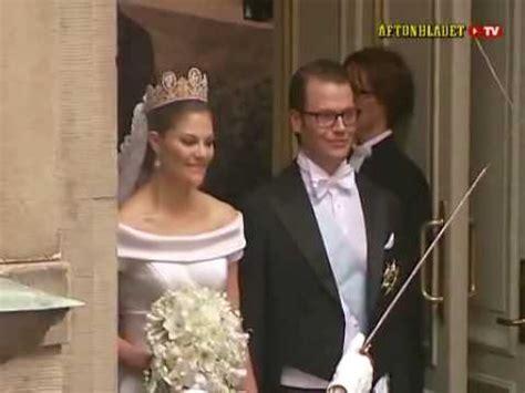 schwedische koenigliche hochzeit von kronprinzessin