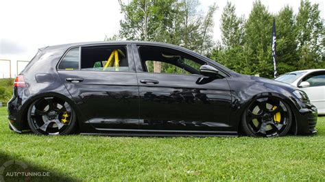 golf 7 tuning vw golf vii gti black is the new black autotuning de