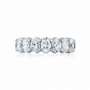 Tacori Wedding Bands RoyalT Oval Diamond Ring