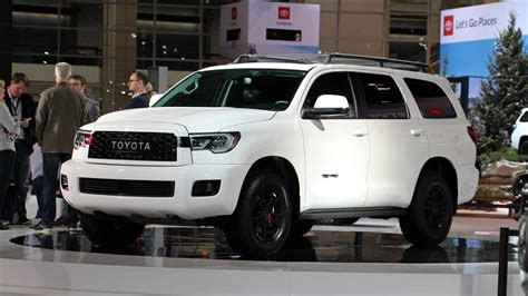 Toyota Sequoia Trd Pro Teaches An Old Dog New Tricks In