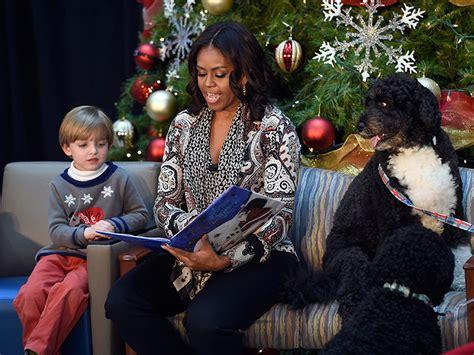 michelle obama spills the beans on president obama s