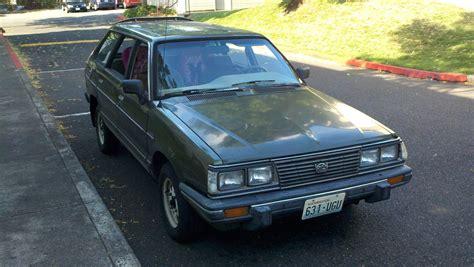 Subaru Gl by Nw4runner 1981 Subaru Gl Specs Photos Modification Info