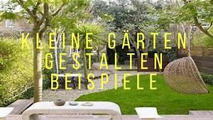 Kleine Gärten Gestalten Bilder : kleine g rten gestalten beispiele youtube ~ Whattoseeinmadrid.com Haus und Dekorationen