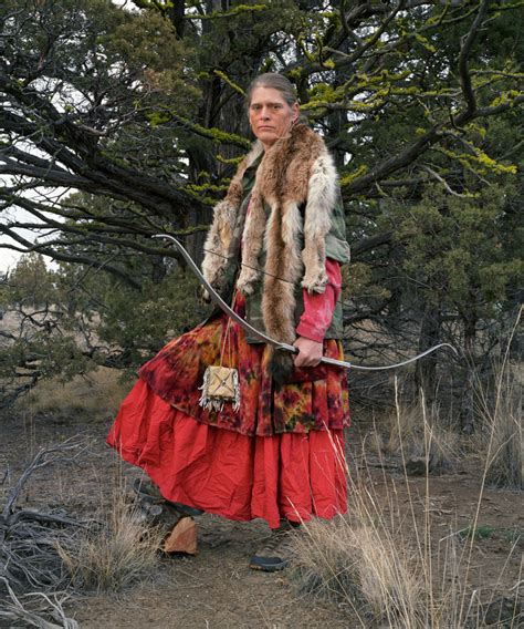Modern Nomads Formed A Tribe To Live A Traditional Native