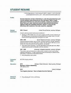 New Graduate Resume Sample Best Resume Collection