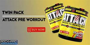Buy Twin Pack Attack Pre Workout