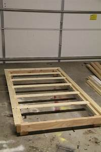 How To Build A Twin Bed Frame With Trundle - WoodWorking