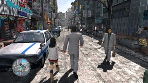 yakuza remastered collection announced  playstation