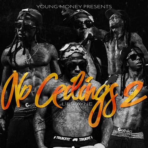 no ceilings mixtape 2 my no ceilings 2 cover