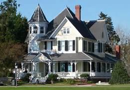 Amanda Cromwell Farmhouse Style Exterior Details Victorian House ...