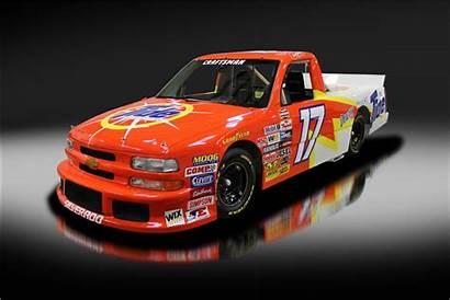Nascar Truck Race Pickup Racing Silverado Asve