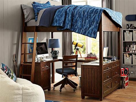 pottery barn loft bed with desk pottery barn kids loft bed with desk woodworking