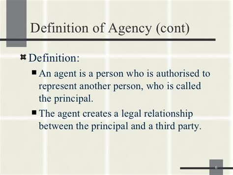 bureau definition agency