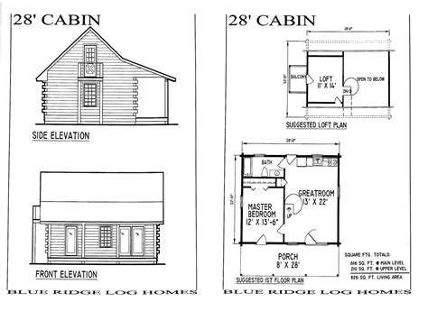 cabin floor plans with loft inspiration small log cabin homes floor plans small log home with loft