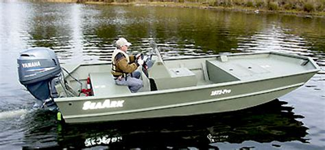 Pics Of Seaark Boats by 2009 Seaark Boats Research
