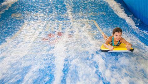 wolf rider lodge water park wipeout waterpark slide splash rides surf va williamsburg slides california indoor surfing simulator anaheim swim