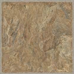 trafficmaster rock resilient vinyl tile flooring 4 in x 4 in take home sle