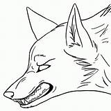 Coloring Anime Wolves Wolf Boys Teenage Popular sketch template