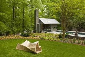 Small modern garden house - House modern