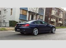2015 BMW 650i Gran Coupe Review photos CarAdvice