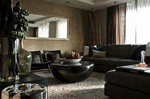 10 cozy rooms filled with texture for Living room carpet texture
