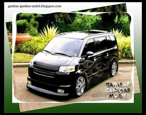 Gambar Mobil Gambar Mobilsuzuki Apv Luxury by Foto Modifikasi Mobil Suzuki Apv Suzuki