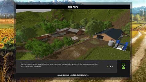 alps   farming simulator   mods ls