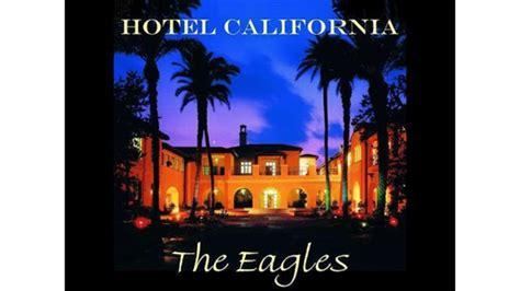 The Eagles Daagt 'hotel California' Voor De Rechter Eenvandaag