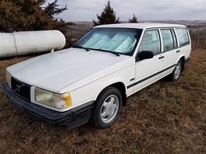 1991 Volvo 740 Turbo Wagon Great Project Car