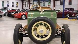 1930 Ford Model A Speedster Green
