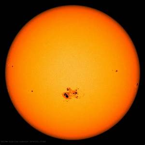 NASA's SDO Observes Largest Sunspot of the Solar Cycle | NASA